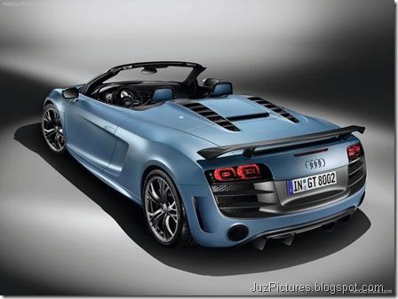 Audi R8 GT Spyder6