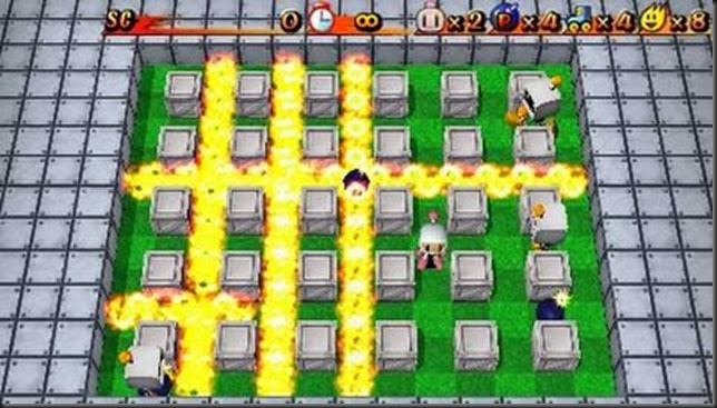 Bomberman p2