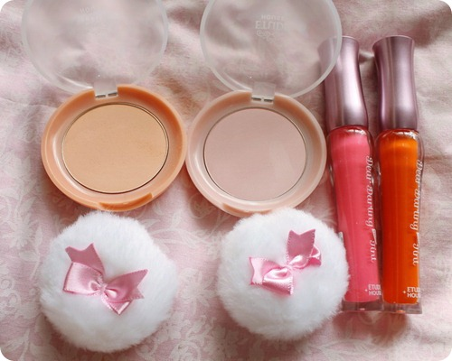 Etude House Lovely Cooky Blusher n Darling NeonTint