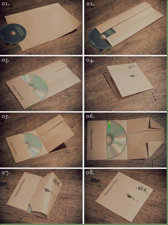 dobradura CD