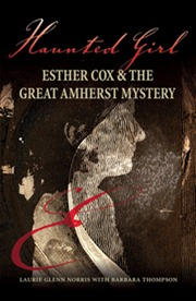 haunted girl cover, esther cox