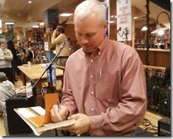 Marlboro man signing
