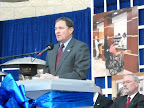 Governor Gary Herbert expresses his support of the HCI