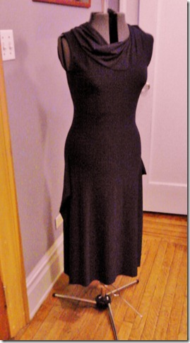 wide side dress