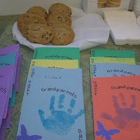 Grandparent's Cookie Party 9.7.12