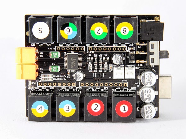 Arduino dc motor shield sketch free engine image