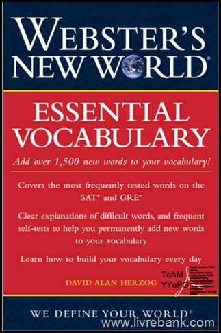 Webster Essential Vocabulary By Librebank