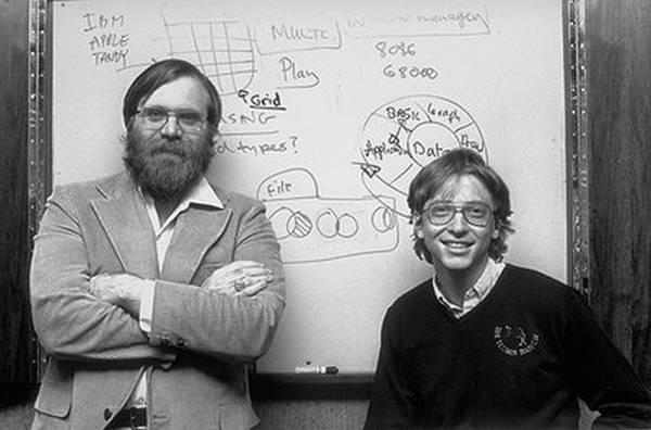 2- Bill Gates