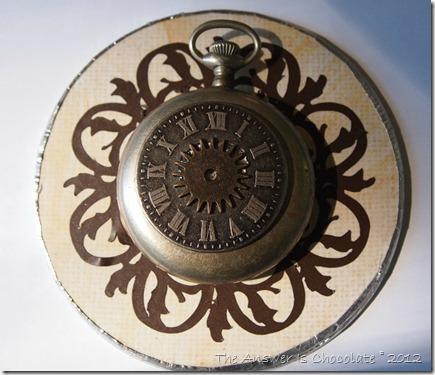 Repurposed Pocket Watch