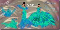 Phoenix Rising bluegreen Adb