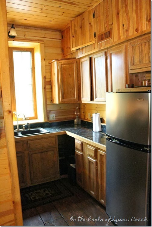 cabin kitchenette