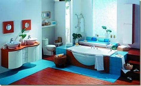 diseños de baños modernos4
