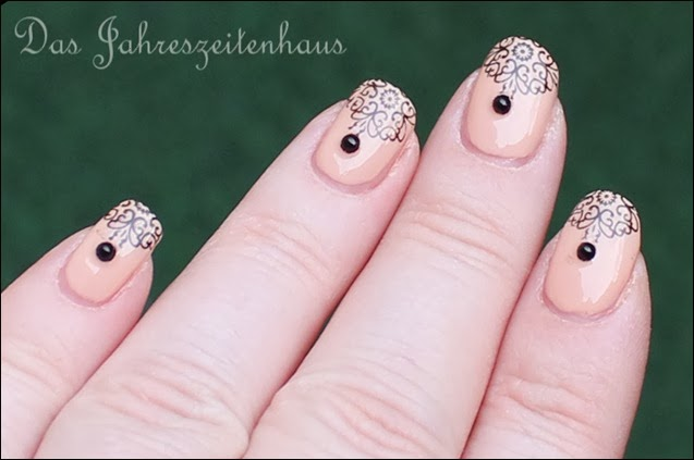 Nail Art Nageldesign Baroque Vol 1 3