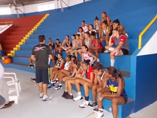 seletiva basquete 2013 - 2