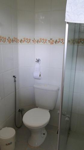 Banheiro do quarto standard - Solar dos Montes