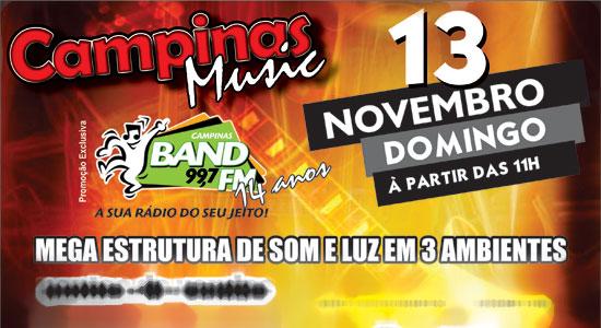 Campinas Music Festival