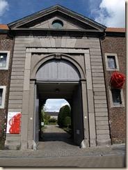 Hasselt: ingangspoort tot het begijnhof