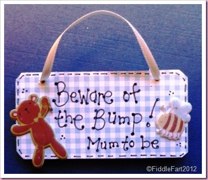 Beware of the Bump tag