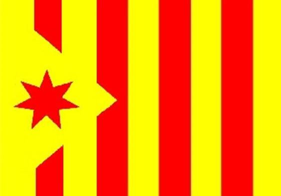 Bandièra provençala independentista