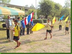 โรงเรียนบ้านรสำราญหินลาด177กีฬาสัมพันธ์
