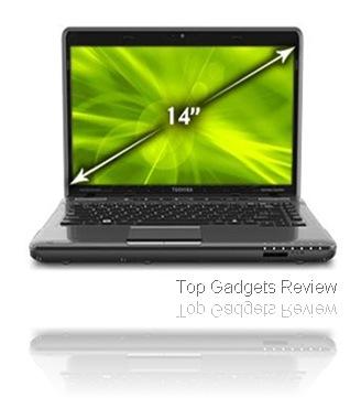 Tshiba Satellite P740-BT4G22 - [Top Gadgets Review]
