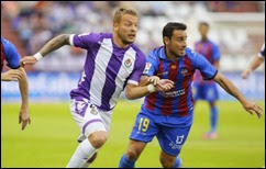 Valladolid vs Levante