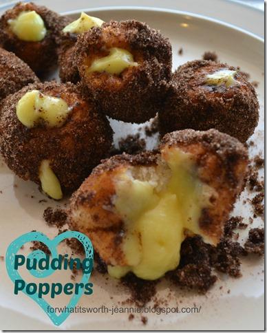 pudding popper
