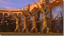 arbres ensorcelés