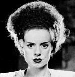 Elsa Lanchester Eyebrows