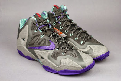 nike lebron 11 gr terracotta warrior 7 06 Nike LeBron XI (11) Terracotta Warrior Available on eBay
