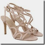 Mint Velvet Limited Edition Nude Sandals
