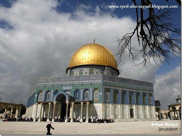 Masjid Al-Aqsa - Palestin