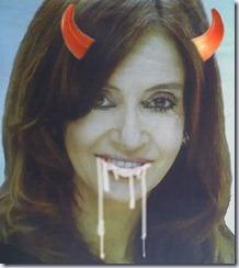 Cristina diabla
