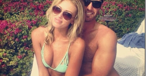 Paulina Gretsky: Keep The Hands Off The Cans Dustin - GolfCentralDaily