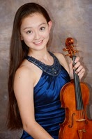 Elizabeth Hendy Violin Pic