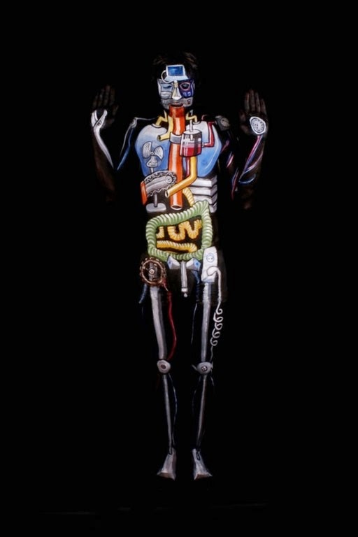 Arte corporal anatomia humana 04