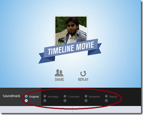 Timeline Movie Maker Facebook
