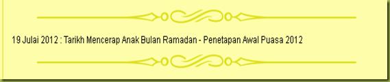 tarikh lihat anak bulan ramadhan