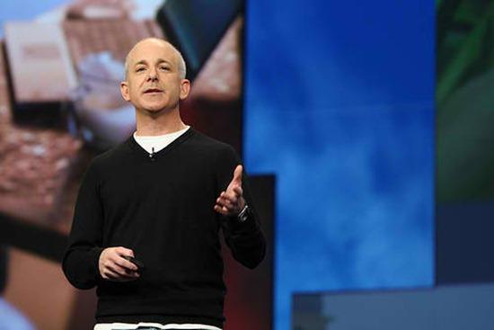 Microsoft presents the development team of Windows 8