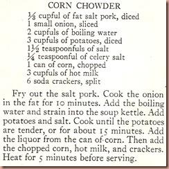 cornchowder