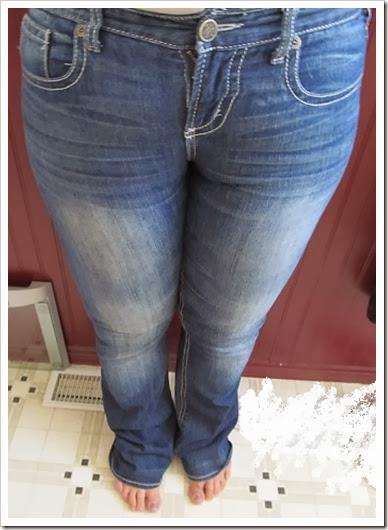 6 wks jeans