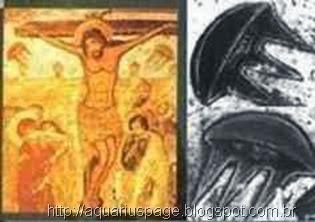Ufo na Crucificação