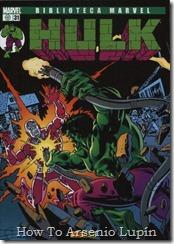 P00031 - Biblioteca Marvel - Hulk #31