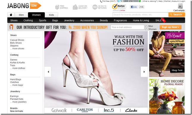 Click to Jabong.Com