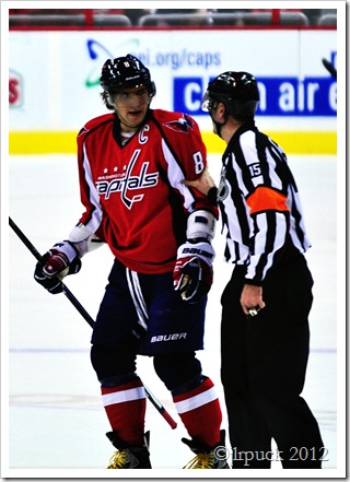 Ovechkin and Auger