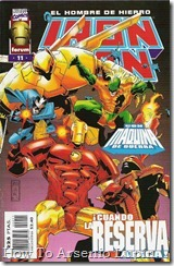 P00174 - El Invencible Iron Man #330