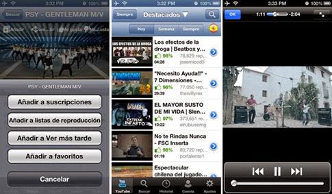 Descargar iTube para iOS