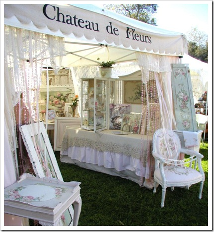 Chateau de fleurs