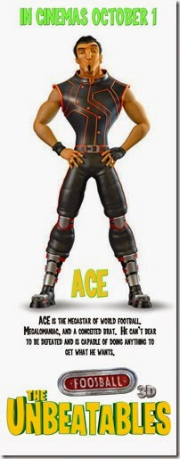 Ace wth Text