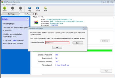 remove_winrar_password